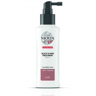 Scalp Treatment Nioxin N ° 3 100 ML