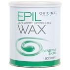 Pot Cire Epil Wax Peaux sensibles 800 Grs