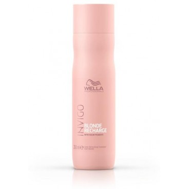 Invigo Blonde Recharge Shampooing Cool Blonde 250ml