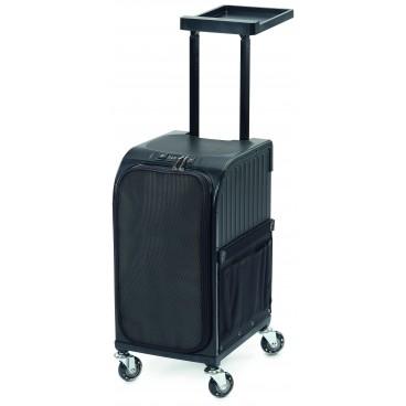 Montaña rusa maleta de mesa rosados 020060136