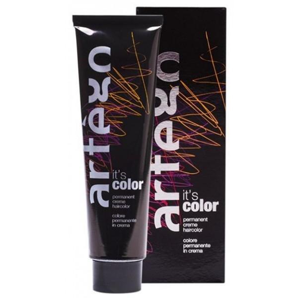 el color Artego 150 ML Nº 7/64 de cobre rojo rubio