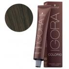 Igora Royal 4-6 color marrón castaño medio 10 60 ML
