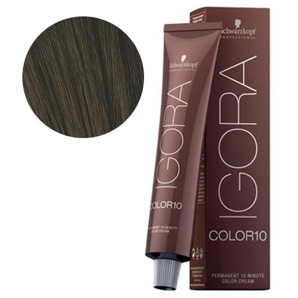 Igora Royal Color 10 4-6 chatain moyen marron 60 ML