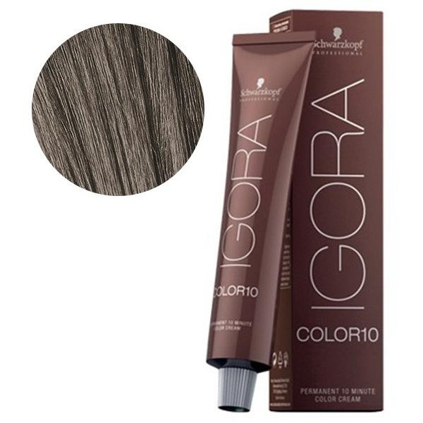 igora royal color 10 7 12 blond moyen cendr fum 60 ml. Black Bedroom Furniture Sets. Home Design Ideas