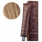 Real Igora color 10 Light rubio dorado marrón 8-65 60 ML