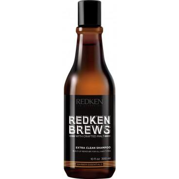 Shampooing homme Redken Clean Brew 250ML