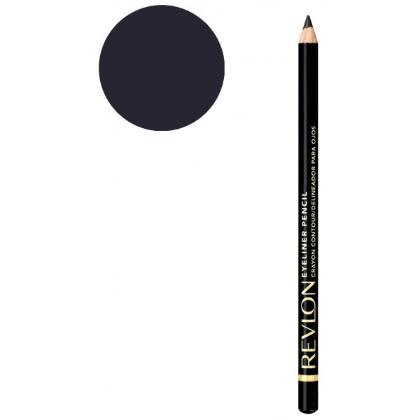 Kohl Pencil Black Pencil Revlon Dipped End
