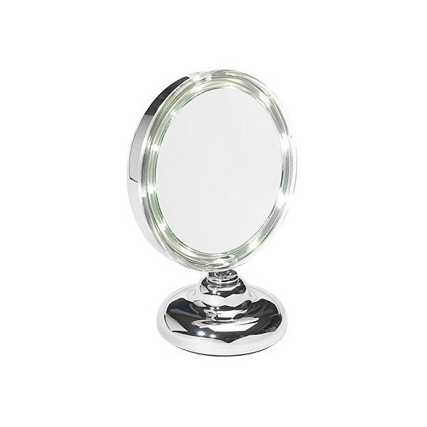 Mirror Magnifying Ellepi a Led X 8