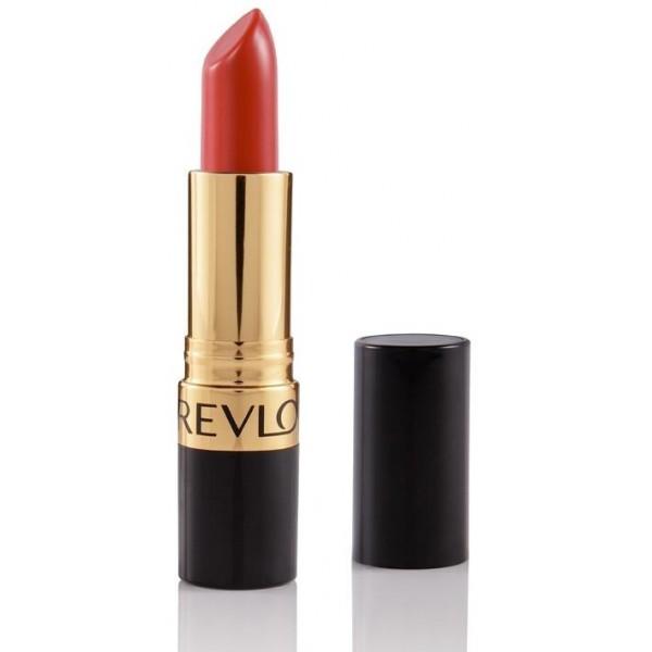 Lippenstift Revlon Super-irisierende 750 küssen mich Coral