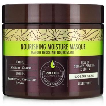 Macadamia Oil Moisturizing Nourishing Mask 60 ML