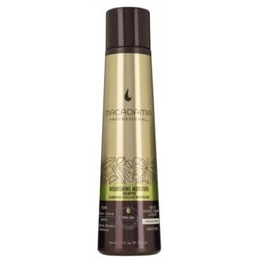 Shampoo idratante nutriente all'olio di macadamia 300 ML