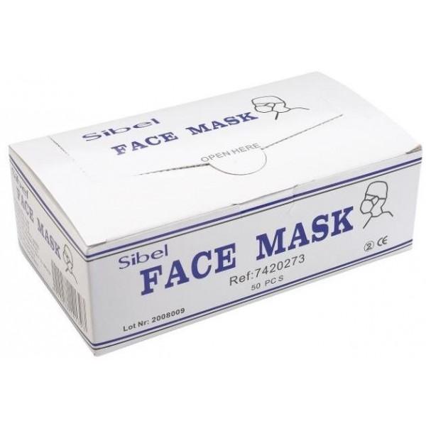 masque estheticienne jetable