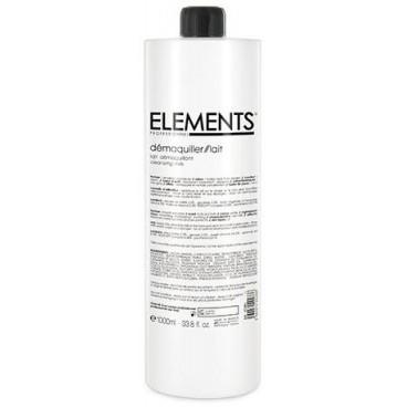 Lait démaquillant Elements - 1000 ML