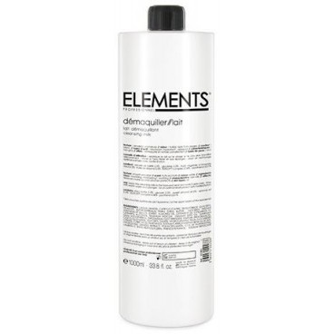 Lait démaquillant Elements - 1000 ML