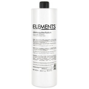 Lotion démaquillante Elements - 1000 ML