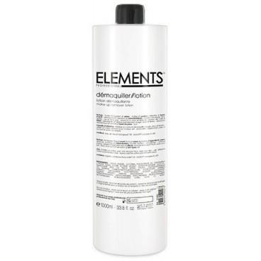 Lotion démaquillante Elements - 1000 ML