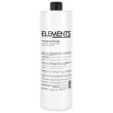 Huile de massage visage et corps Elements - 125 ML