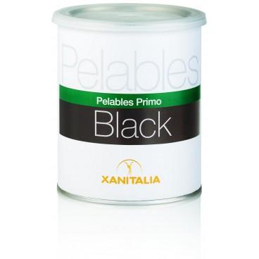 Cire Pelable Pot Black Xanitalia 800 ML