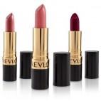 Rouge à lèvres Revlon Super Lustrous (Par déclinaison)