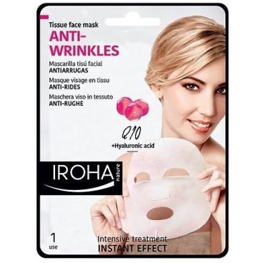Masque visage tissu anti-rides IROHA