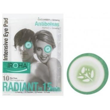 Anti-wrinkle fabric face mask IROHA