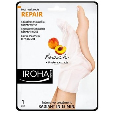 Peel-off face mask nourishing IROHA