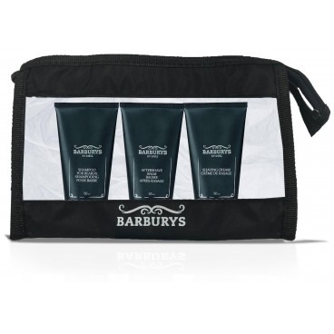 Travel kit Barburys 3x50ml