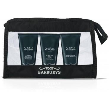 Travel kit Barburys 3x50ml