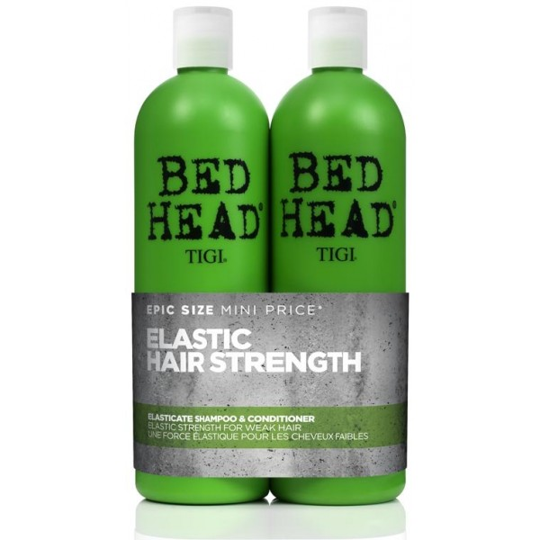 Tigi Bed Head - Pack Elasticate - 2 x 750 ml