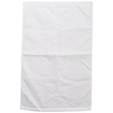 Mini serviette en éponge Bob Tuo blanche.jpg