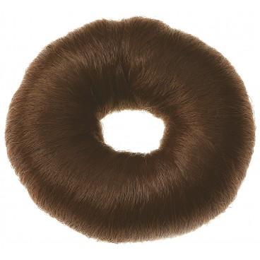 Couronne en coton brun foncé ∅ 9 cm.jpg