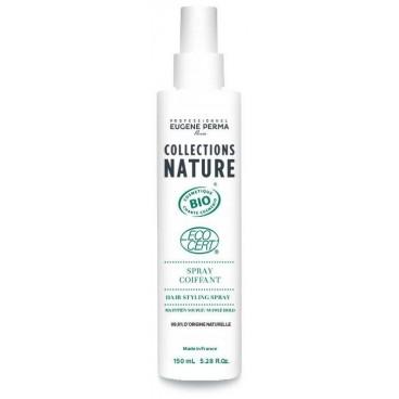 Spray coiffant sans gaz Collection Nature Bio - 150 ML