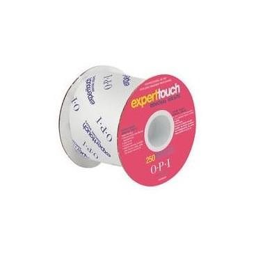Feuilles aluminium avec tampon intégré x 250