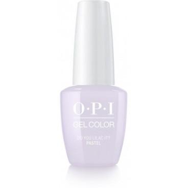 OPI Vernis Gel Color Pastel - Do You Lilac It? 15 ml