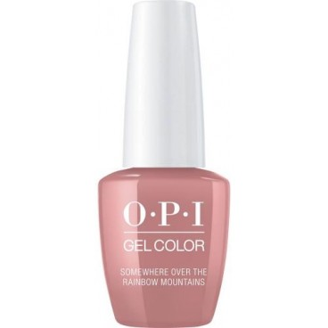 OPI Vernis Gel Color Somewhere Over the Rainbow Mountain 15 ml