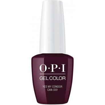 OPI Vernis Gel Color Yes My Condor Can-do! 15 ml
