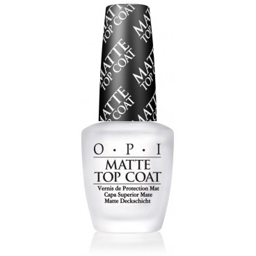 OPI- Matte Top Coat NTT35 15ml