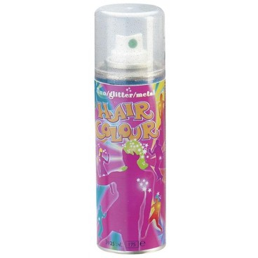 Bombe de couleur paillettes Muticolore 125ml