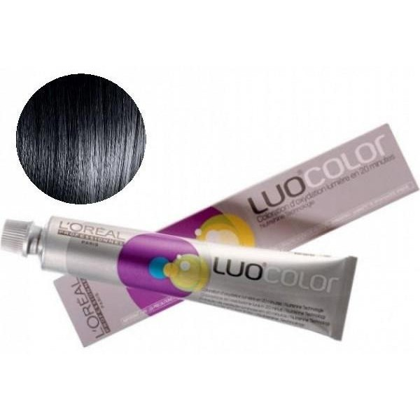 Luo Color N°2.10 - Nero blu - 50 ml