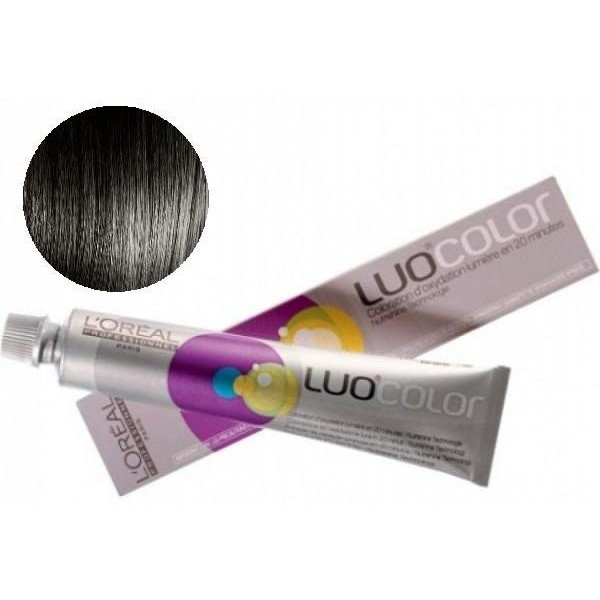 Luo Farbe N°3 Dunkelbraun 50 ML