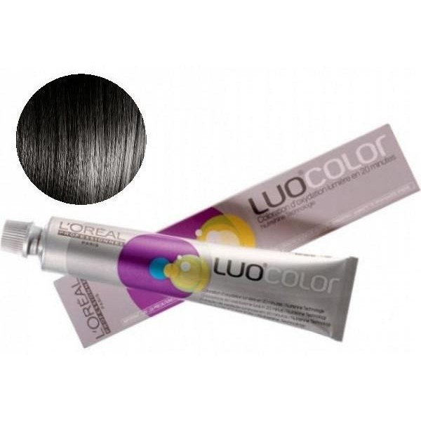 Luo color N°5 Castaño claro 50 ML
