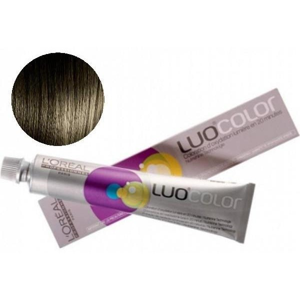Luo color No. 5.3 Light Golden Brown 50 ML