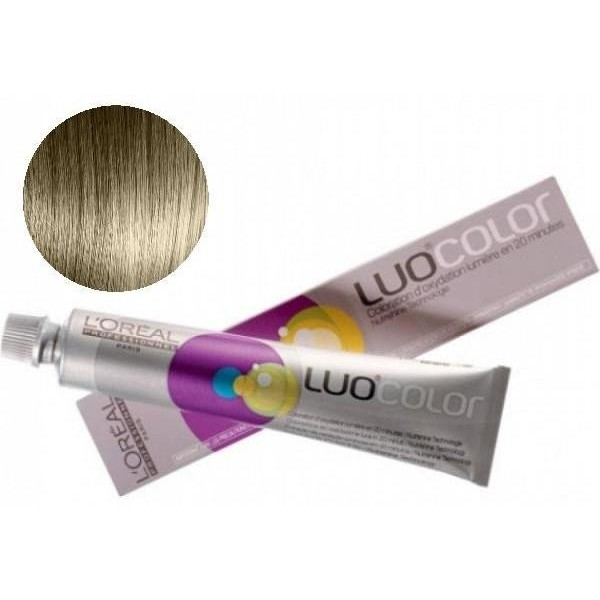 Luo color No. 7.1 Ash Blonde 50 ML