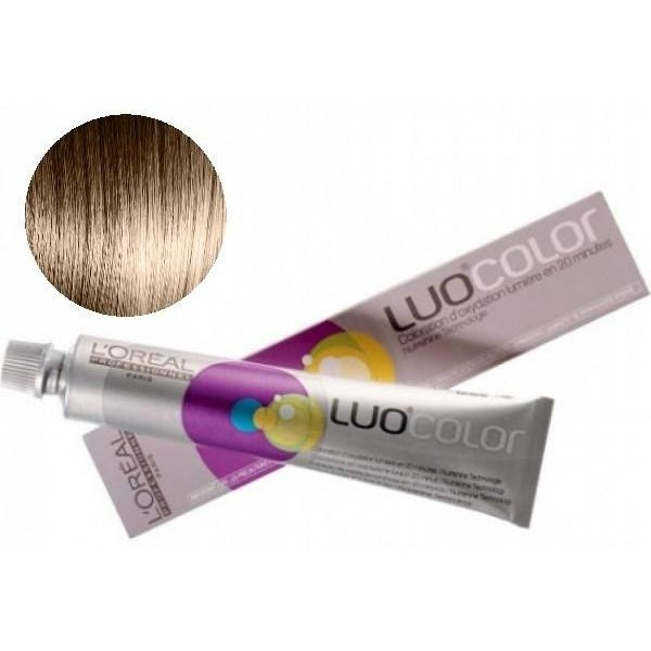 Luo Color N ° 7.13 Golden Ash Blonde 50 ML