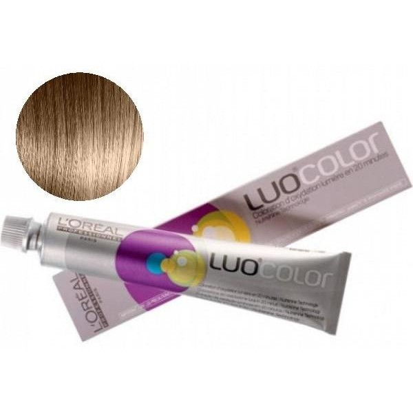 Luo color rubio muy Nº 9 Clair 50 ML