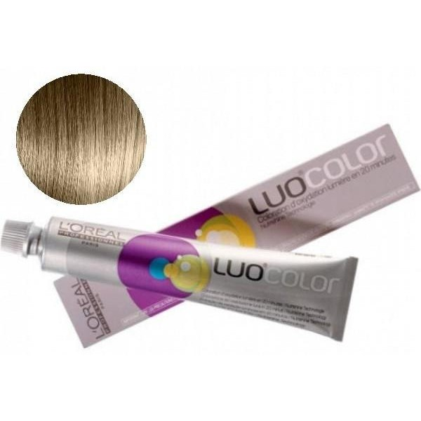 Luo color No. Very Light Ash Blonde 9.1 50 ML