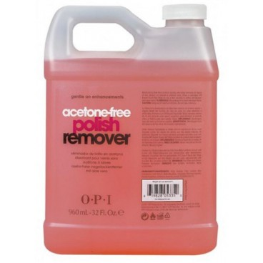 Disolvente sin acetona OPI AL444 120ml