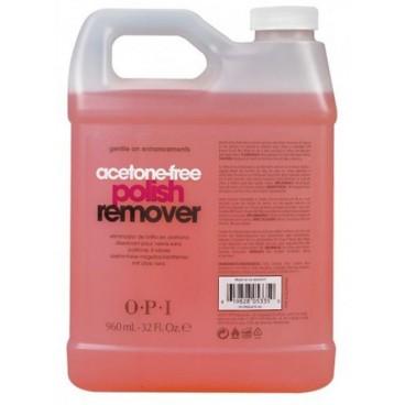 Dissolvente senza acetone OPI AL444 120ml