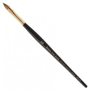 Pinceaux Kolinski Golden Oval Brush - OPI