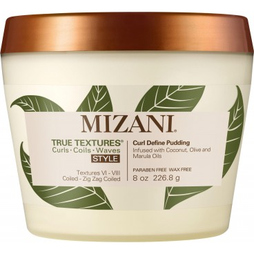 Crema Curl Define Pudding Mizani - 226.8 gr -